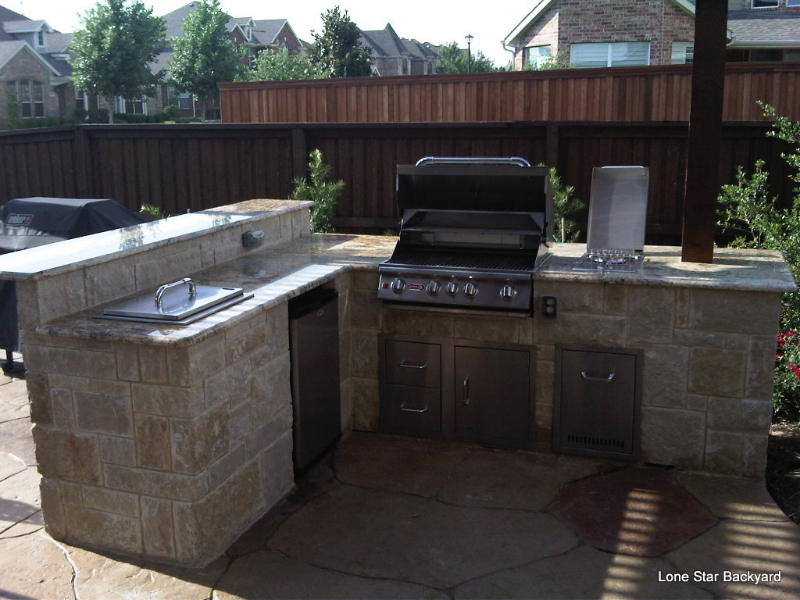 Outdoor Kitchens - Chattanooga TN