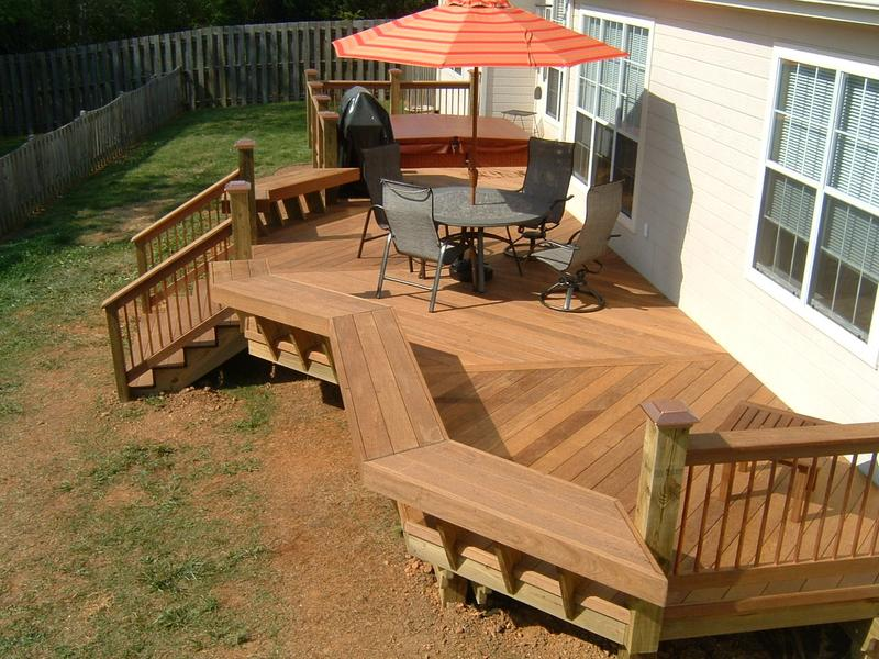 Custom Decks Design Construction Chattanooga Tn