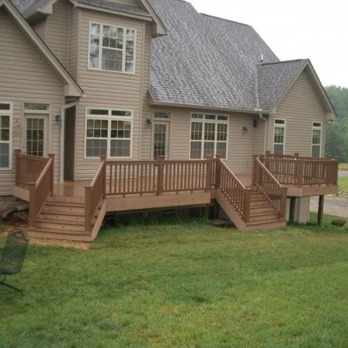 Composite Decks Chattanooga Design & Construction