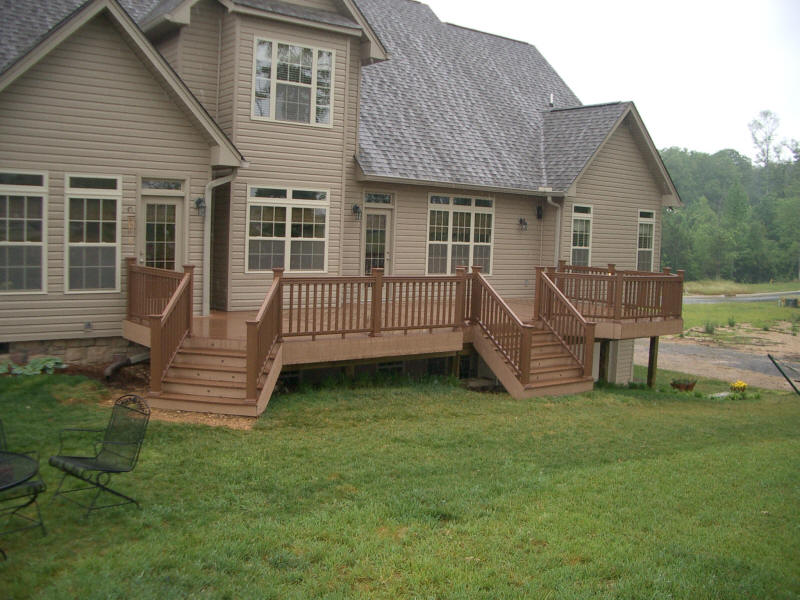 Custom decks design construction chattanooga tn Builders in chattanooga tn