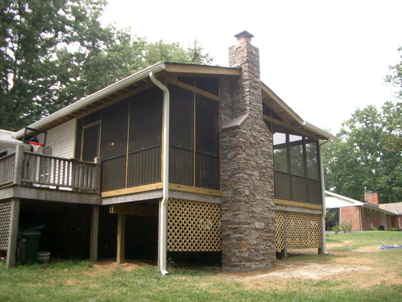 screened porches - Outdoor Screened Porches