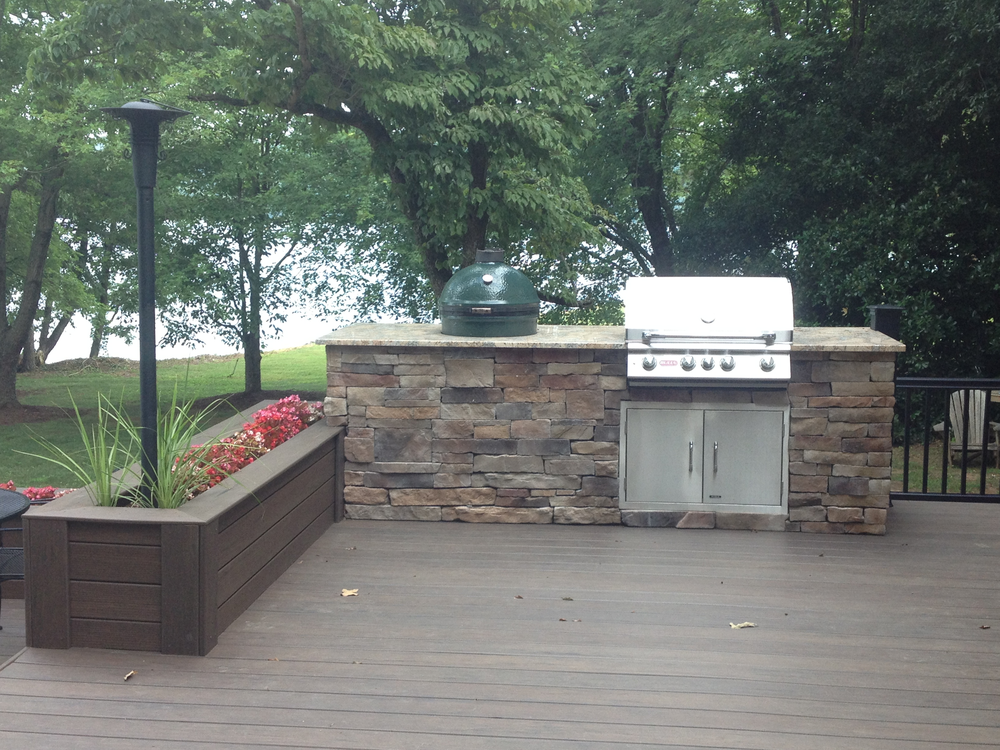 Outdoor Kitchens Chattanooga TN