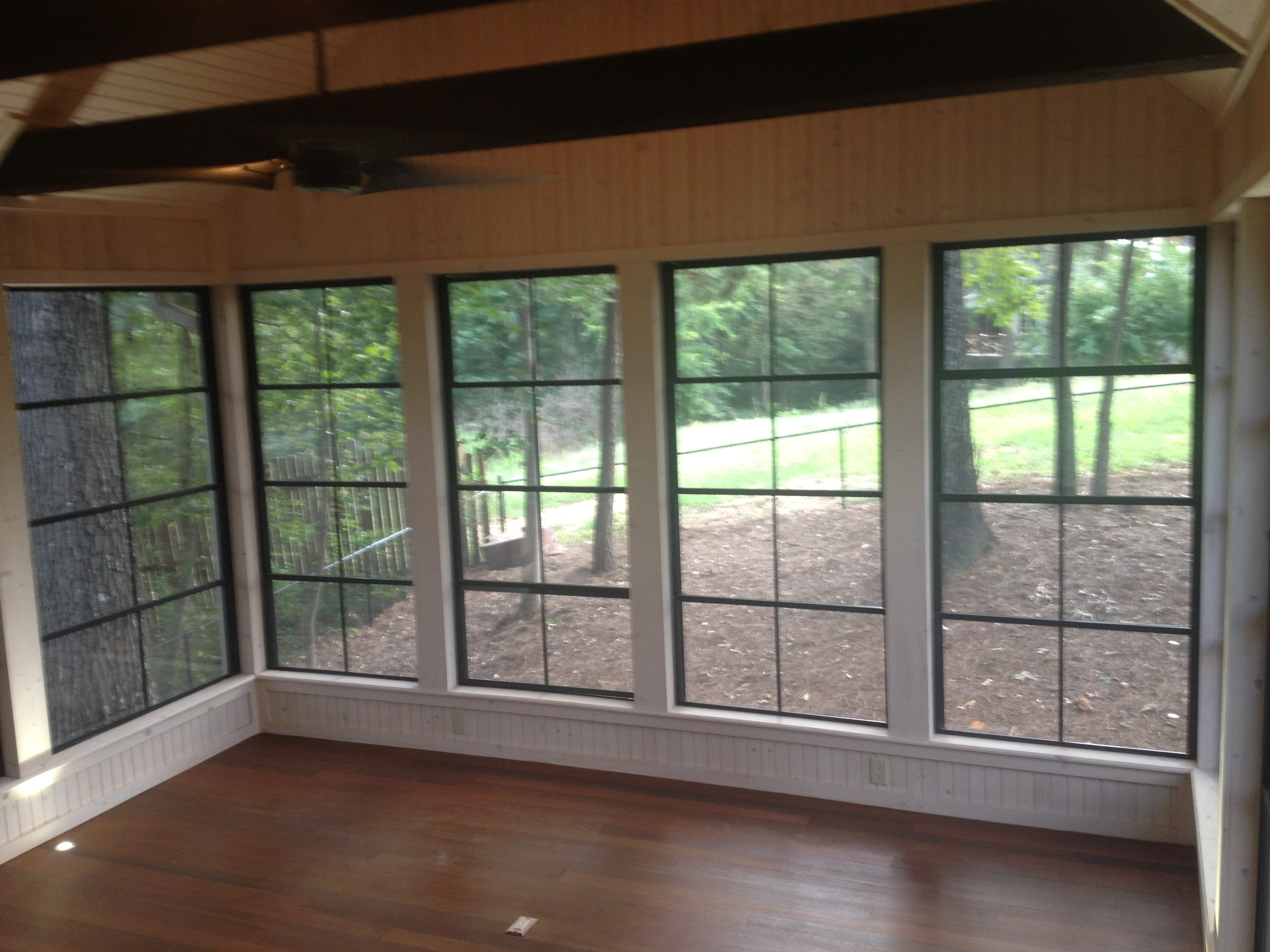 addition porch norman screen builder and lake patio lkn screened porches